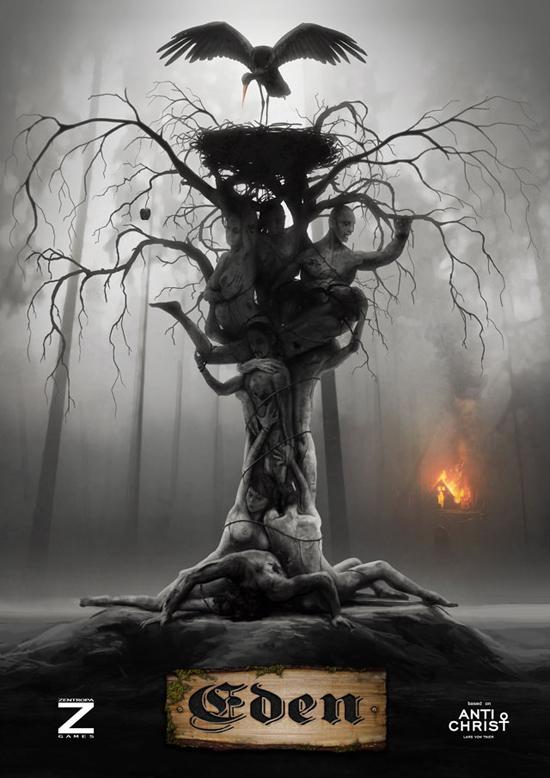 lars von trier antichrist. Blakean Trees in Lars Von