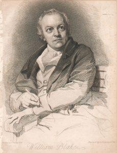 William Blake's portrait