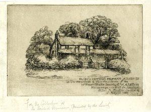 Blake's cottage